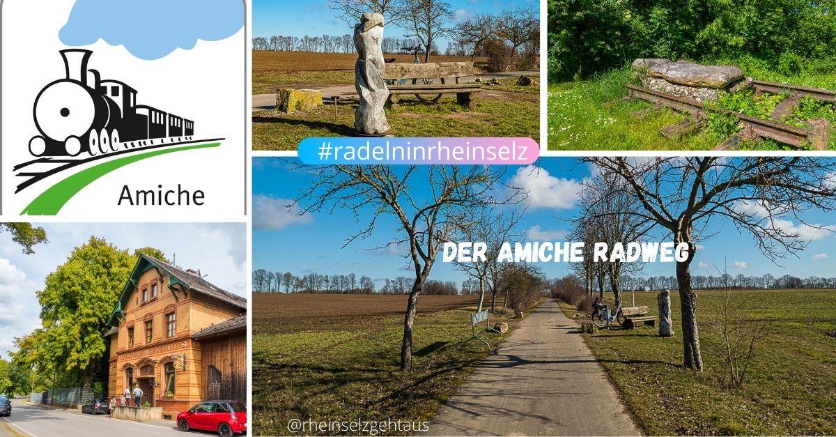 Amiche Radweg
