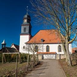 image de Die St. Bonifatiuskirche in Dolgesheim