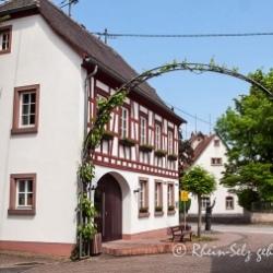 image de Das Uelversheimer Rathaus